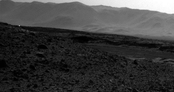 Explicación de la NASA sobre el flash marciano, no es lo que usted piensa