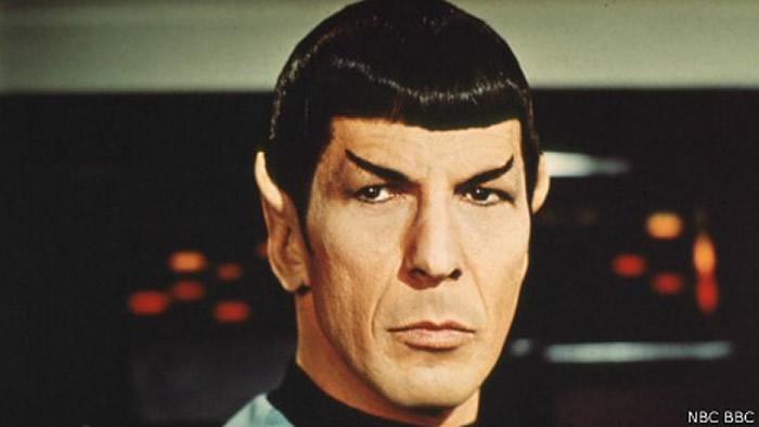 El Dr. Spock, uno de los muchos alienígenas de Star Treck.