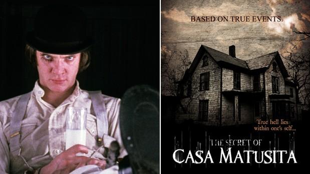 """""""The Secret of Casa Matusita"""" con la actuación de Malcolm McDowell. (Foto: Difusión)"""