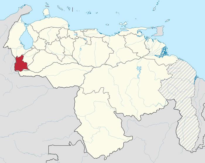 Estado den Tachira, Venezuela