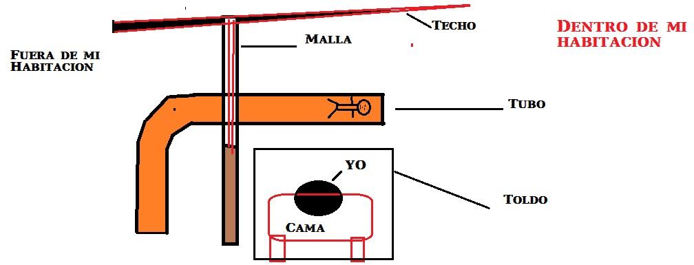 Ilustración del encuentro cercano acontecido