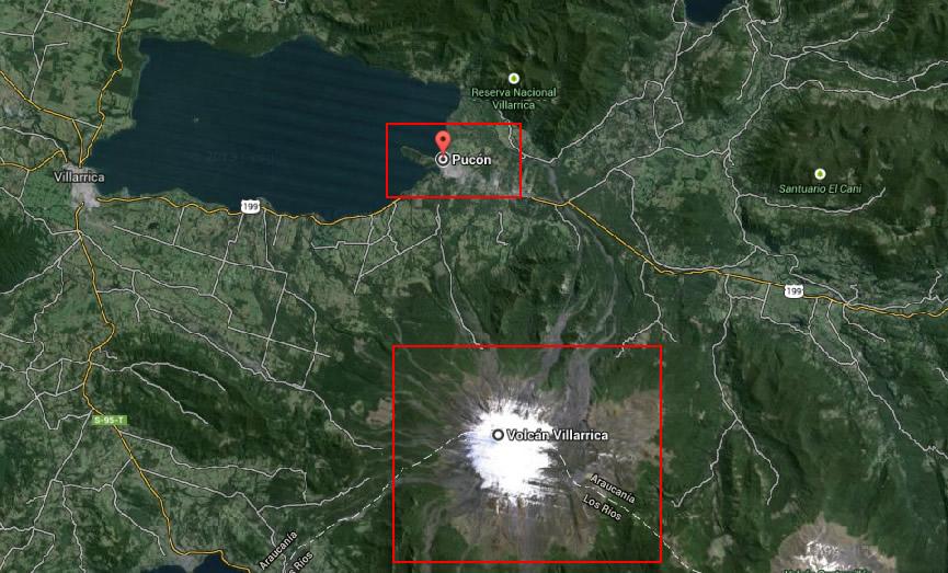 Caso recibido: Avistamiento de OVNI masivo con forma de cigarro en Chile