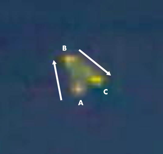 Caso recibido: OVNI es visto y fotografiado en Mar del Plata, Argentina