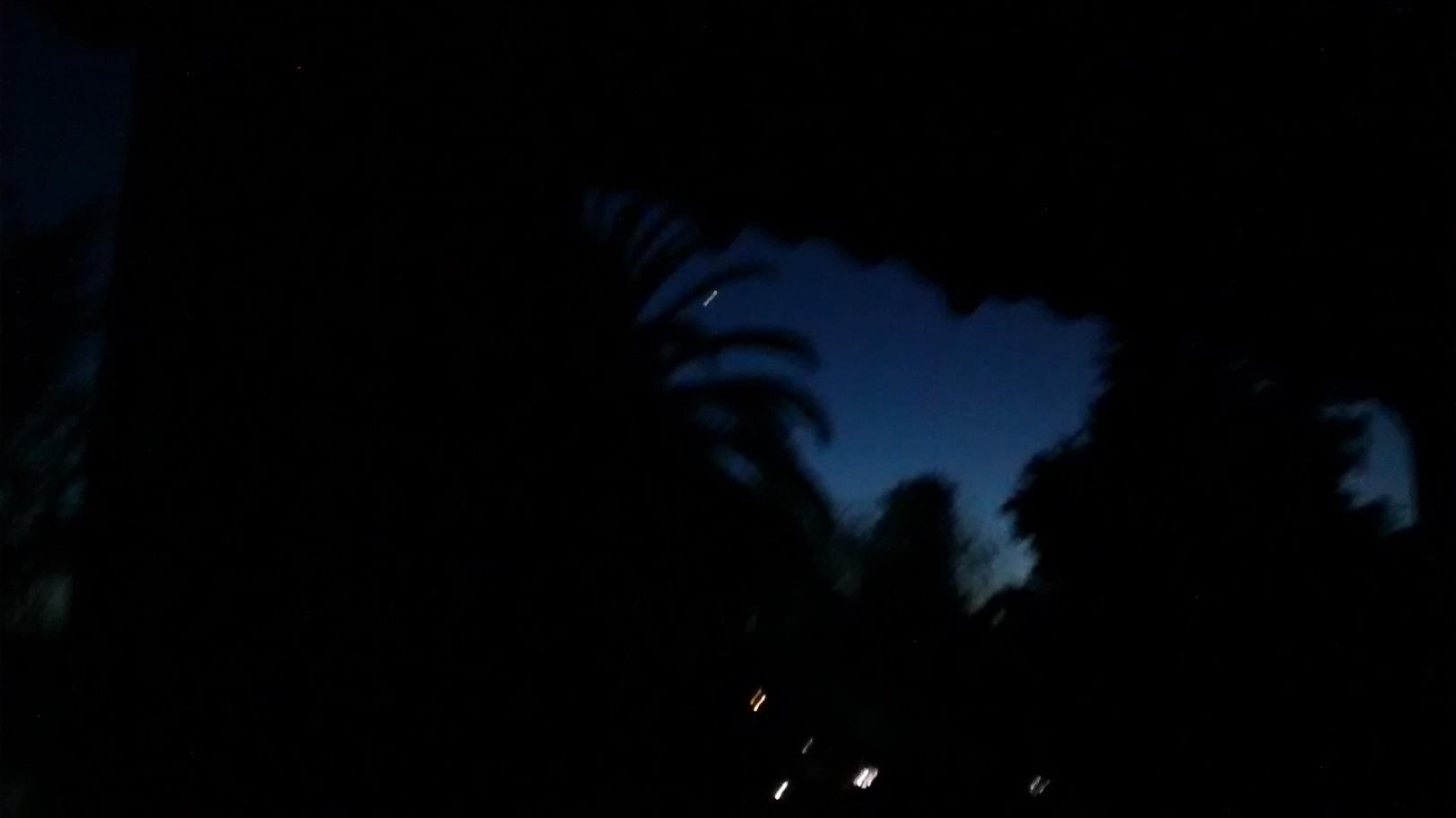 OVNI en Belén de Escobar, Buenos Aires, Argentina.