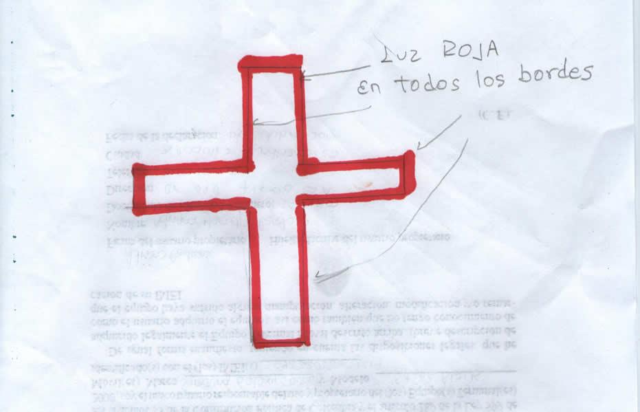 Incidente OVNI en Neiva, Colombia, reportado por testigo