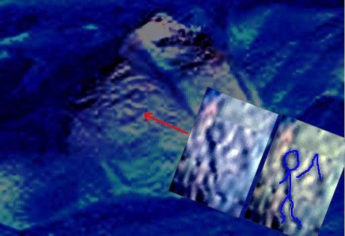 ¿Petroglifo en Marte? (aplicando filtros)
