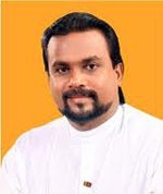 Wimal Weerawansa (Crédito: Sri Lanka Government)
